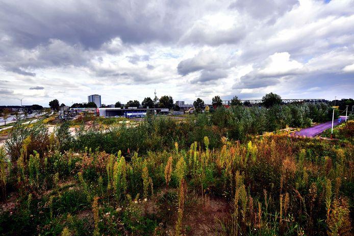 Het Urban Sportspark in Stadsoevers.