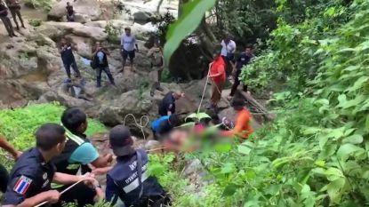 Selfie op Thais eiland loopt fataal af: Franse toerist (33) glijdt uit en valt in waterval