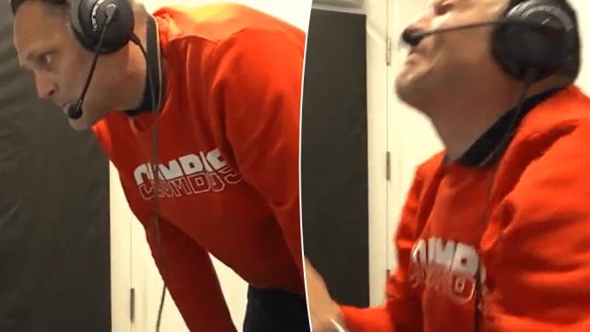 Mooie beelden: Magnus Bäckstedt laat emoties de vrije loop bij WK-goud dochter Zoe