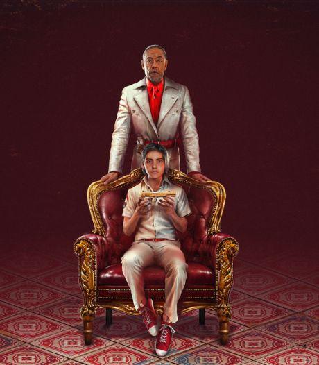 Breaking Bad-acteur Giancarlo 'Gus' Esposito speelt nu een gameschurk: 'Alsof je weer op het toneel staat'