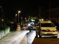 Kogelregen in Zwolse woonwijk in zes foto's