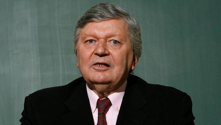 Michel Nihoul staat bekend als notoir oplichter en was betrokken bij de zaak-Dutroux. Beeld BELGA