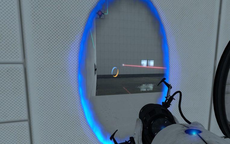 Portal 2 Beeld Valve