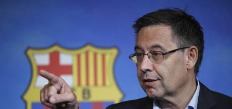 Ex-voorzitter Bartomeu in schandaalzaak Barcelona weer vrijgelaten