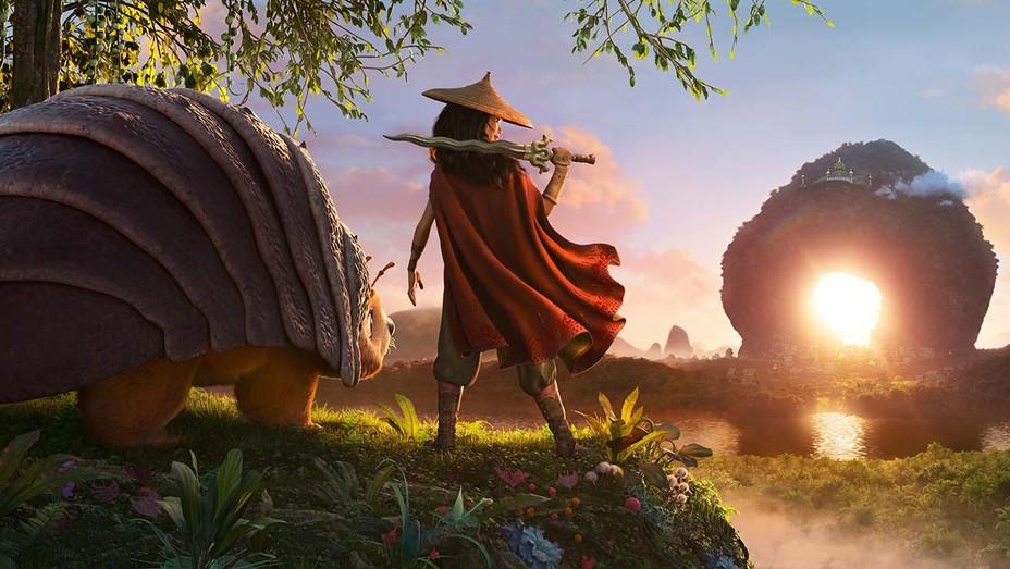 Raya and the Last Dragon is nu te zien op Disney+.