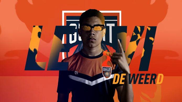 Levi de Weerd is de enige Nederlandse FIFA 21 Playstation-speler die zich voor de volgende ronde heeft gekwalificeerd.