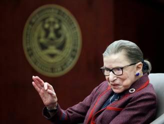 Liberale Ruth Bader Ginsburg (85) wil nog zeker 5 jaar zetelen in Amerikaans Hooggerechtshof