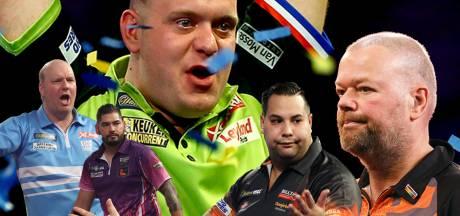 Van Gerwen tegen winnaar Klaasen-Burness, Barney loot Young