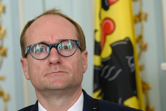 Minister van onderwijs Ben Weyts (N-VA)