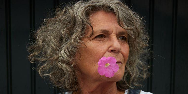 Yvonne Kroonenberg .  Beeld Oof Verschuren