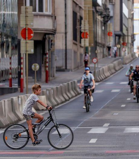 Les adolescents appelés à faire preuve de prudence à vélo