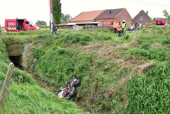 Werner Van Praet en Jacqueline Vanhessche kwamen vorig jaar om het leven na een ongeval met de motor.