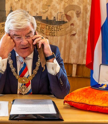 Jan van Zanen vertrekt uit de stad 'waar hij met liefde heeft gewerkt'