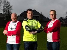Slechts twintig leden, maar voetballers SV Welsum blijven aan de bal