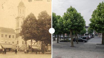 Vroeger en nu: de Markt van Lokeren