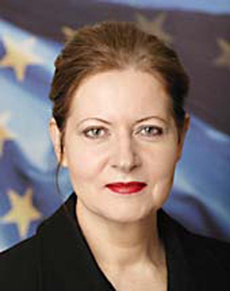 Erika Mann. Beeld Europees Parlement