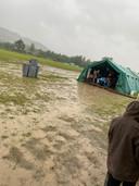 Scouts Heuvel uit Kalmthout moesten een dagje vroeger terugkeren van kamp.