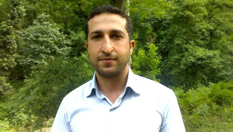 Yussuf Nadarkhani. Beeld