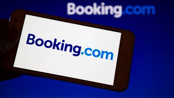Bedrijf achter Booking.com in de rode cijfers
