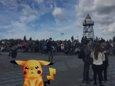 Pikachubord van Kijkduinse horizon verdwenen
