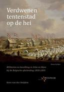 Het boek van auteur Kees van der Heijden over kamp Rijen 18030-1839. Een uitgave van Heemkring Molenheide uit Gilze en Rijen.