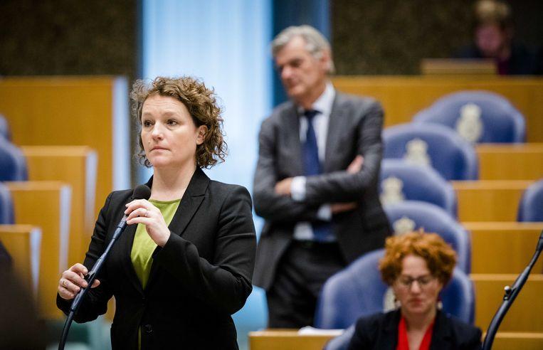 SP-Kamerlid Renske Leijten.  Beeld ANP