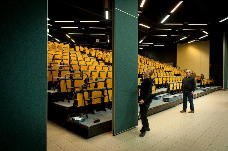 Cultureel Centrum De Mol wordt mogelijk vernieuwd.