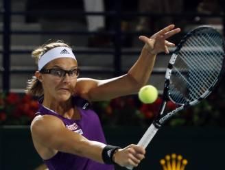 Kirsten Flipkens naar laatste kwalificatieronde in Doha