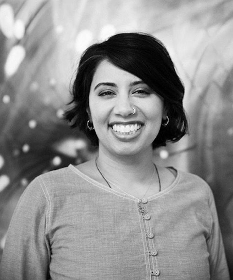 Zohra Moosa. Directeur van Mama Cash, een organisatie die vrouwen, trans en intersex personen ondersteunt Beeld Mama Cash