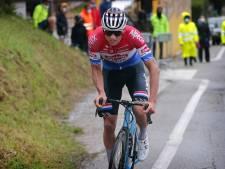 Un numéro de van der Poel, Pogacar creuse l'écart sur Van Aert
