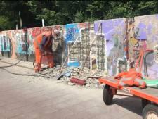 De Berenkuil krijgt niet alleen een nieuwe kleur, maar ook nieuw beton