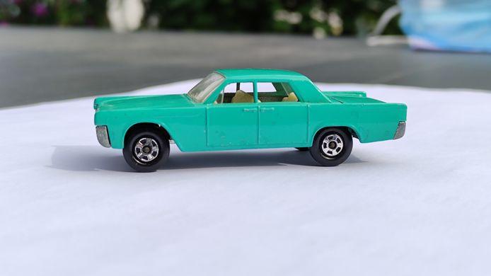 Van dit model zijn er - voor zover bekend - slechts vier exemplaren in omloop.