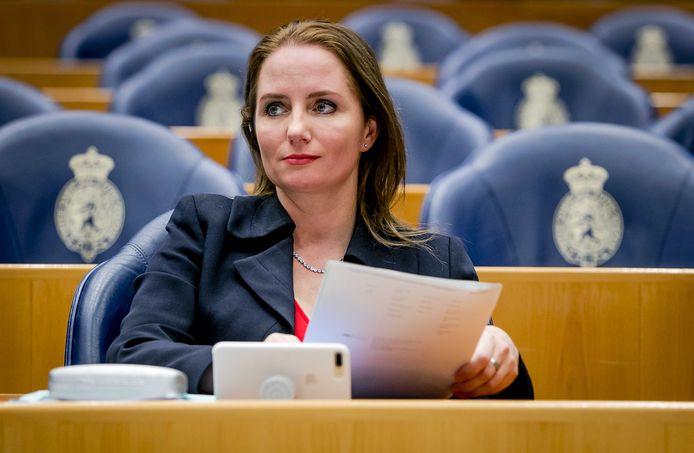 Tweede Kamerlid Fleur Agema (PVV) zegt dat Nederlanders steeds minder voor hun zorgpremie terugkrijgen