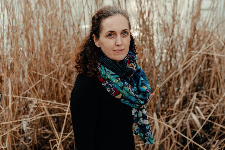 Naima Charkaoui, directeur beleid bij 11.11.11. en auteur van 'Het opengrenzenmanifest': 'Meer rechtvaardigheid.' Beeld Damon De Backer