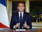 Macron wil Notre-Dame binnen vijf jaar herbouwen