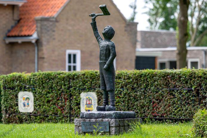 Gendt, 28 juli 2021.  Voor de serie Buiten Beeld: De Sprauwejager in Gendt. 218300. dgfoto . Foto: Gerard Burgers