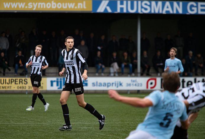 Bram Jacobs in het zwart en wit van Gemert.