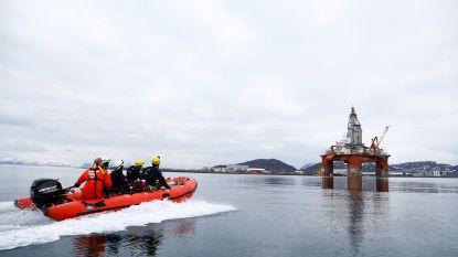 Milieuactivisten procederen tegen Noorse regering wegens olieboringen aan Noordpool