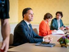 Regenboog-coalitie praat over leven na corona, maar dat mag geen geflirt heten voor een volgend kabinet