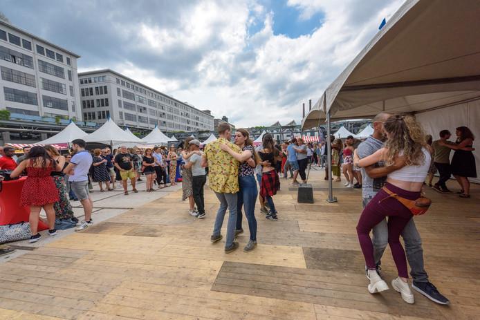 Het Alegría Festival in Eindhoven.