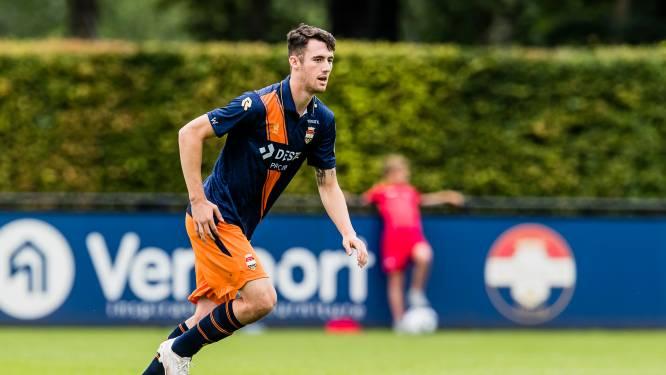 Dylan Ryan verkiest Willem II-voorbereiding boven de Olympische Spelen: 'Dit is mijn kans'
