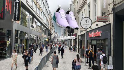 Belgisch platform tovert afgeprijsde producten tevoorschijn in winkelstraten