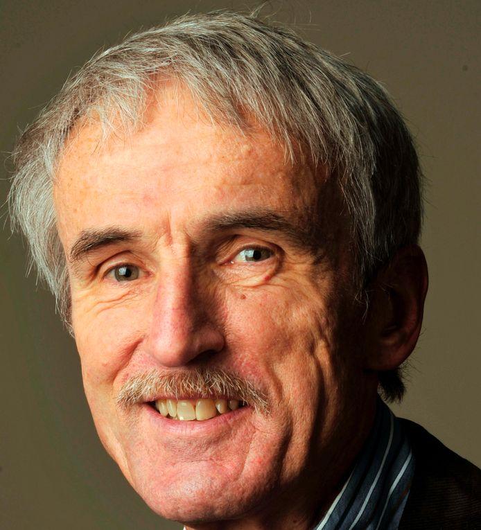 WG Oldenzaal-raadslid Piet Mol. Foto: Carlo ter Ellen