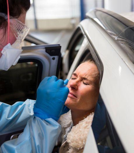 RIVM: 5974 nieuwe besmettingen en een landelijke stijging, iets minder besmettingen in Brabant