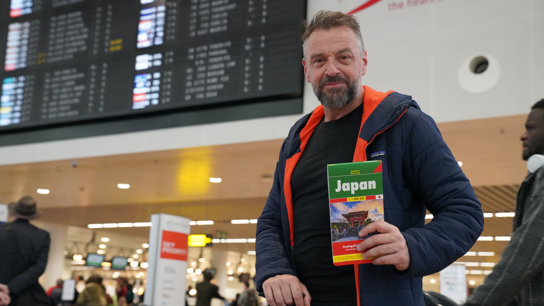 Tom Waes Japan Reizen Waes Beeld VRT