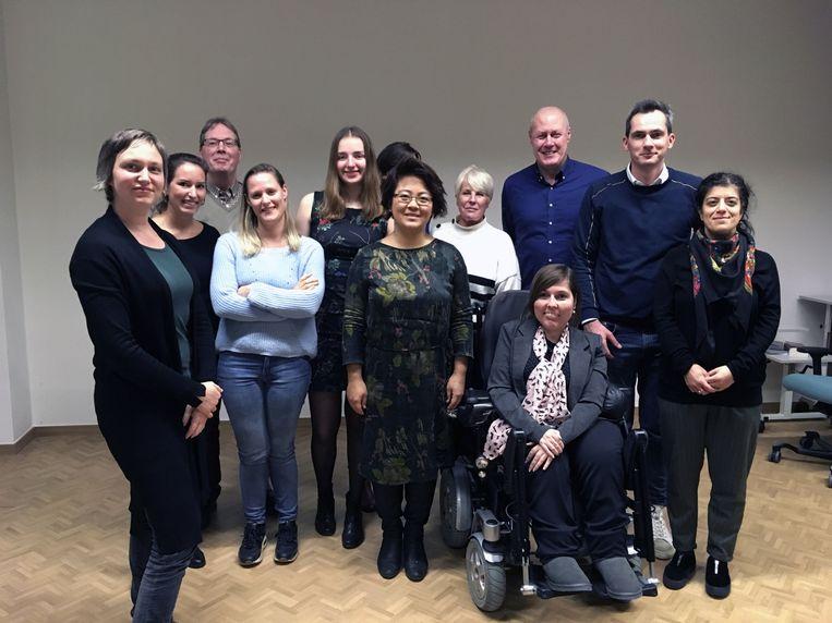 De nieuwe Raad van Bestuur van Zorg Leuven zoekt nog drie externe deskundigen. Foto rv
