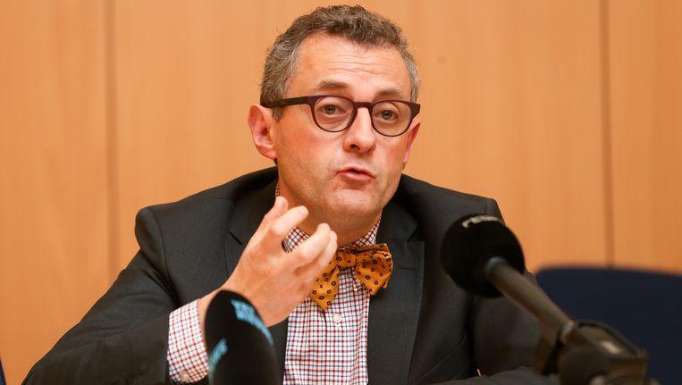 Procureur-generaal Christian De Valkeneer. Beeld BELGA