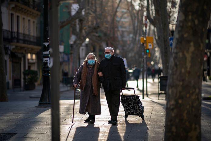 Spanje is een van de zwaarst getroffen landen sinds de start van de pandemie.