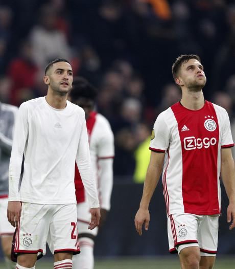 Opeens is de twijfel voelbaar bij Ajax