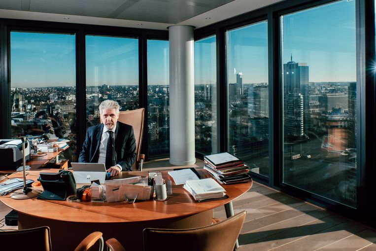 Hans D'Hondt, topman Financiën en oud-CD&V-kabinetschef: